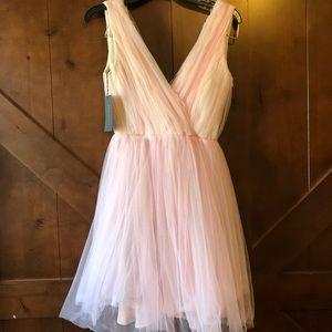 Pink Tull ballerina style dress